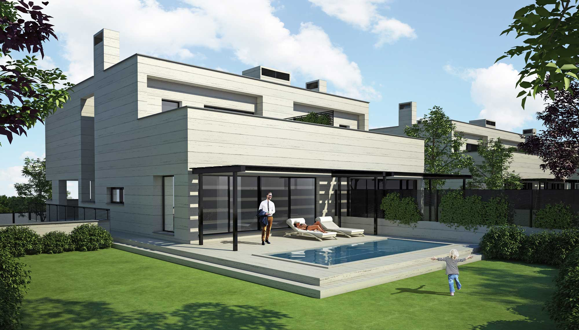 Laboratorio urbano viviendas de vanguardia promociones for Villas victoria los ayala